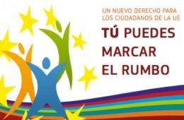 Participa en Iniciativas Ciudadanas Europeas
