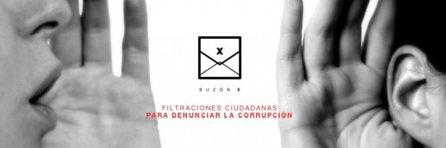 No seas cómplice de la corrupción, denúnciala